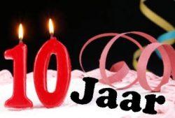 De Verrassingsmand 10 jarig jubileum