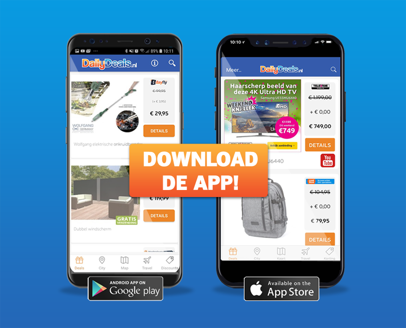 DailyDeals.nl - dagaanbiedingen app