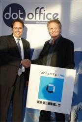 DotOffice (Oosterbeek, Utrecht), specialist in huisstijl documenten zoals Microsoft word en powerpoint templates