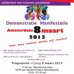 Internationale Vrouwendag 2013
